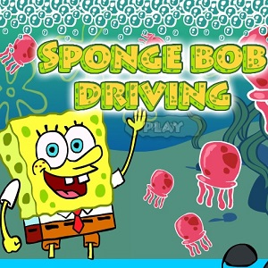 Spongebob Driving